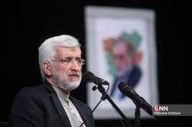 جلیلی: گفتگوی ایران با ۵+۱ سال ۸۷ برقرار شد نه سال ۹۲