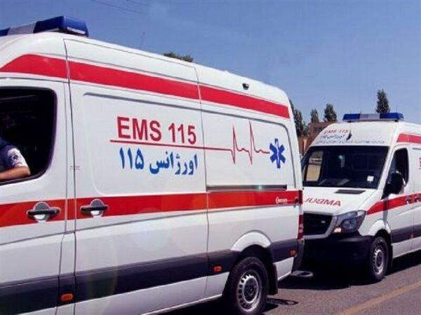 امددرسانی به 115 حادثه دیده در گلستان