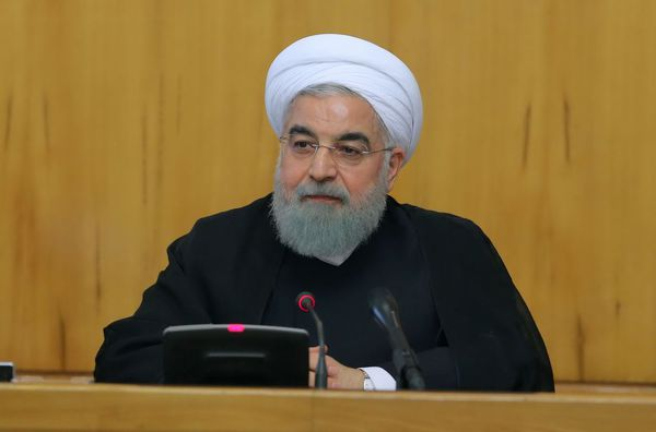 حسن روحانی علت افزایش قیمت دلار را اعلام کرد