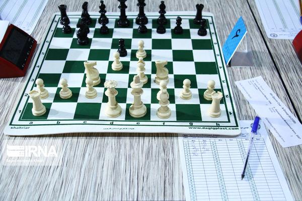 پایان دور هفتم رقابتهای شطرنج قهرمانی دختران کشور در گرگان