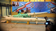 فیلم/ رونمایی از جدیدترین موشک هوافضای سپاه