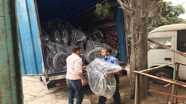 ۱۰۰ دستگاه ویلچر به معلولان تحت پوشش بهزیستی اهدا شد