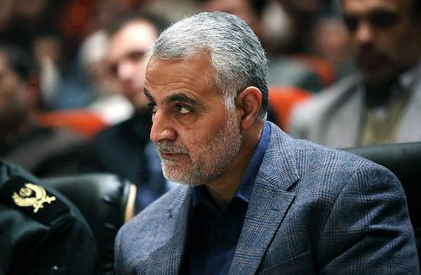 تصاویر/ سردارسلیمانی در همایش مدیران قرارگاه خاتمالانبیاء(ع)
