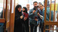 تصاویر/ حضور حماسی مردم علی آبادکتول پای صندوق های اخذ رای