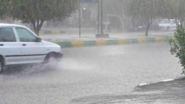 ورود سامانه جدید بارشی به گلستان و احتمال آبگرفتگی معابر