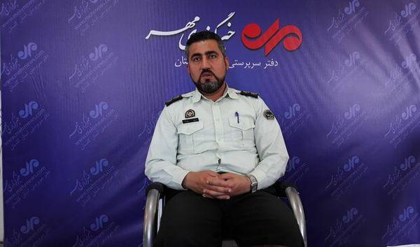 دستگیری سارقان حساب  های بانکی با اسکیمر در گنبد