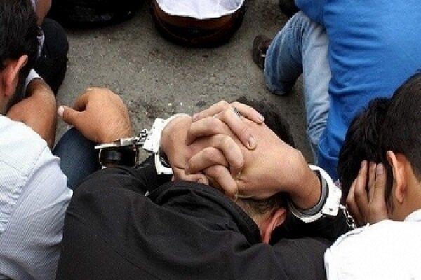 عاملان چاقوکشی در گنبدکاووس دستگیر شدند
