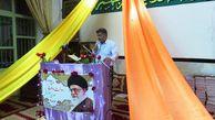 قدردانی حکیم آبادی های شهرستان علی آبادکتول از پاسداران و جانبازانشان+ تصاویر