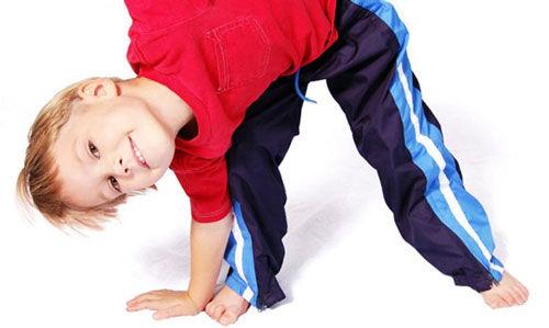 پنج روش ورزش کردن با کودکان