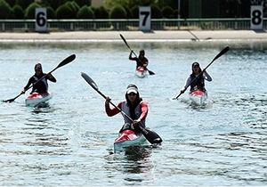 اعزام تیم ملی قایقرانی به مسابقات آسیایی جاکارتا
