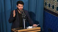 فیلم/ مداحی عربی میثم مطیعی در بصره عراق