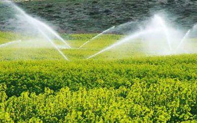 نیاز گلستان به کارخانجات تولید تجهیزات آبیاری تحت فشار