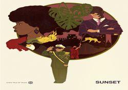 """اولین تریلر بازی """" sunset"""" منتشر شد."""