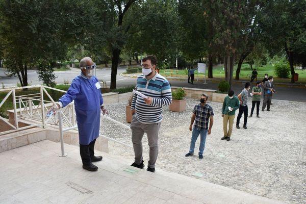 رضایت ۹۸ درصدی داوطلبان آزمون ارشد از حوزه برگزاری دانشگاه آزاد اسلامی گرگان