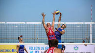 والیبال ساحلی ایران شانس رسیدن به المپیک را دارد