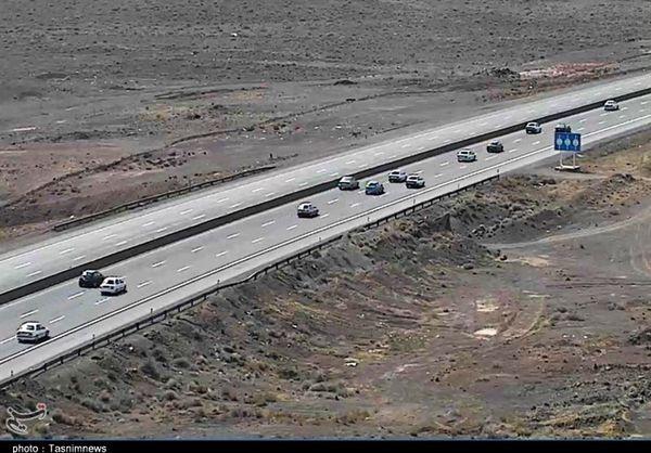 تردد بیش از ۶۳۷ هزار خودرو در محورهای استان گلستان