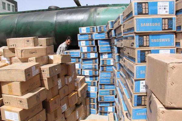 توقیف بیش از4 میلیارد ریال کالای قاچاق در گلستان