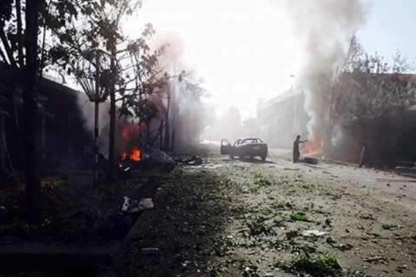 فیلم/ انفجار در عفرین سوریه با 5 کشته