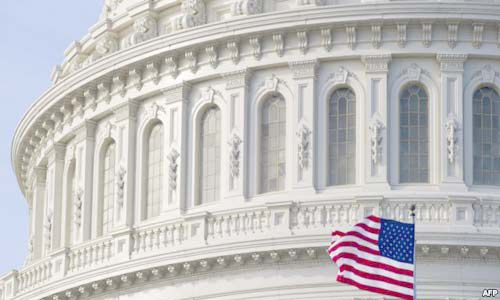 فیلم/ آبگرفتگی در زیر زمین کاخ سفید!