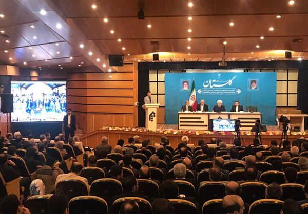رئیس جمهور دستور ایمنسازی تقاطعهای ناایمن استان گلستان را صادر کرد