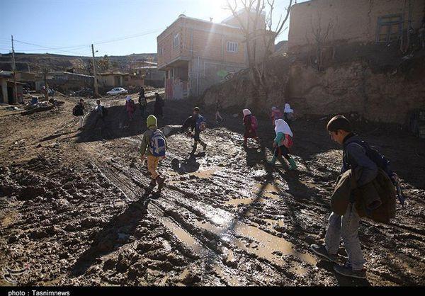 سیل و رانش زمین در کمین اهالی ۳۹۰ روستای استان گلستان/روند ایمنسازی به کُندی انجام میشود