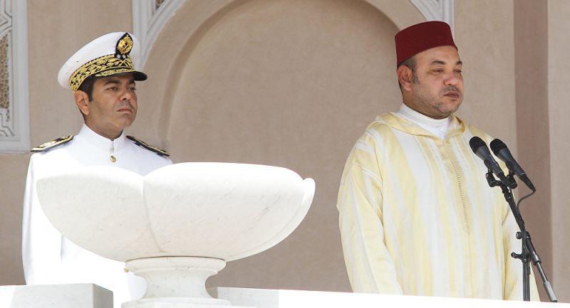 شاه مراکش