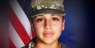 فیلم/ ناپدید شدن سرباز زن ارتش آمریکا