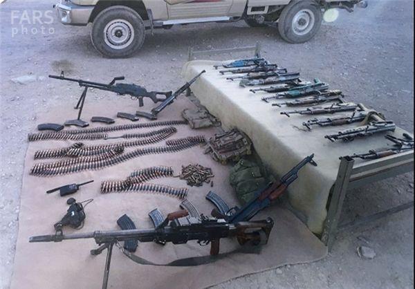 انهدام تیم تروریستی «جیشالظلم» در سراوان/دستگیری و زخمی شدن سرشاخه های تکفیری ها