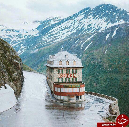عجیب ترین هتل دنیا