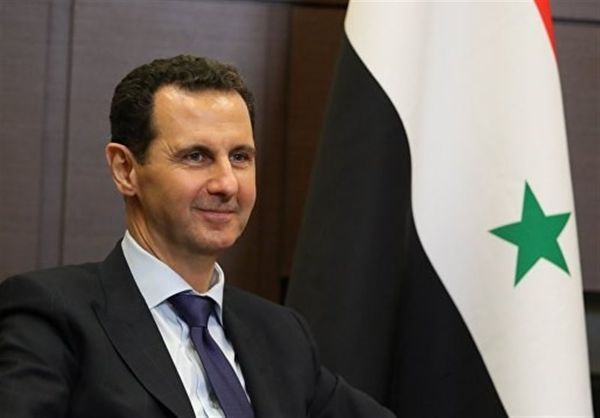 فیلم/ حضور بشار اسد در خط مقدم ادلب