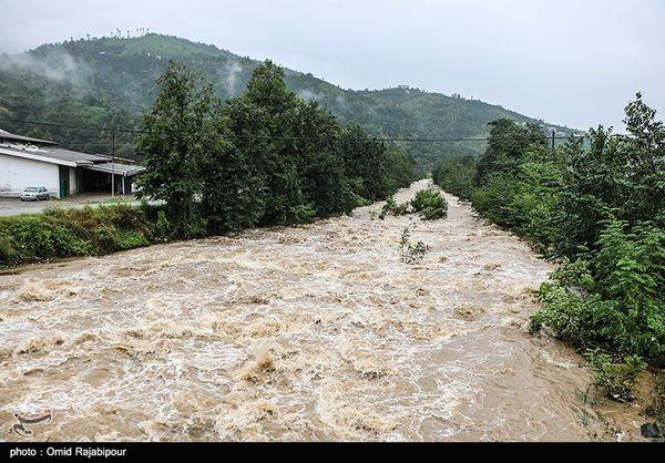 آب سدهای بوستان و گلستان برای کنترل سیلابهای احتمالی رهاسازی میشود