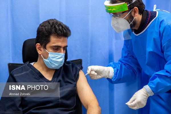 واکسن روسی عوارض جدی بر کادر درمان گلستان نداشت
