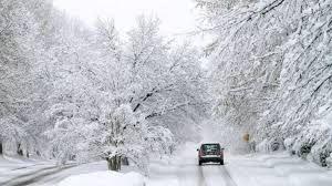 آغاز بارش برف و باران و کاهش ۱۵ درجه ای دما +جدول هواشناسی استانها