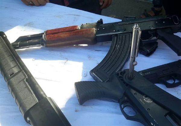 شناسایی ۹ سایت فروش اینترنتی سلاح سرد و گرم در استان گلستان / ۶ متهم دستگیر شدند