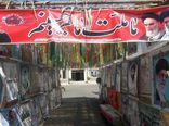 برپایی نمایشگاه «مدافعان عاشورا در عصر دفاع مقدس» در سازمان قضایی نیروهای مسلح استان گلستان + تصاویر