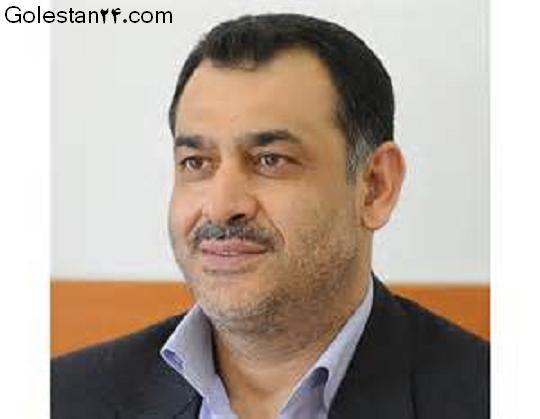 پاشا مدیر کل تربیت بدنی استان گلستان