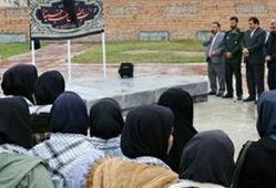 اعزام دانش آموزان شهرستان بندرترکمن، به مناطق عملیاتی جنوب کشور