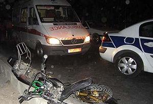 تصادف مرگبار در گلستان
