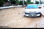 فوت 4 نفر براثر سیل و طوفان در استان گلستان/ راه افتادن بازارسیاه آبمعدنی در برخی شهرها+ عکس