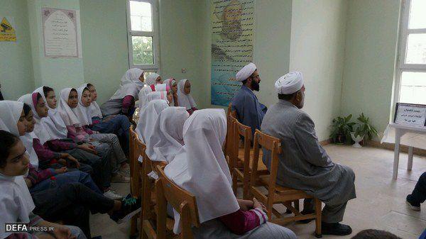 نشست کتابخوانی دفاع مقدس در آق قلا برگزار شد