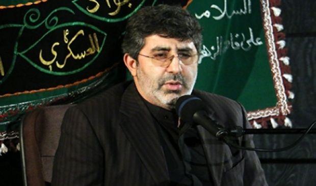 محمدرضا طاهری شهادت حضرت رقیه