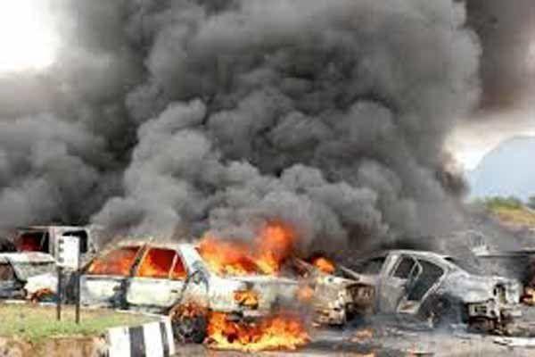 انفجار خونین در بغداد