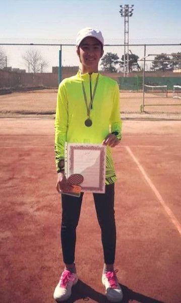 نام تنیسور گلستانی در فهرست تیم ملی زیر ١٢ سال دختران