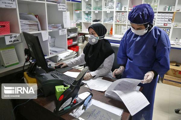 مراجعه بیماران مشکوک به کرونا در بیمارستانهای گلستان کاهش یافت