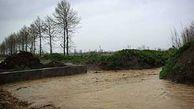 خسارت 165 میلیارد تومانی سیل به شهرستان کلاله
