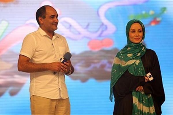 عکس/ لباس نامتعارف بازیگر زن معروف کشور در کنار همسرش