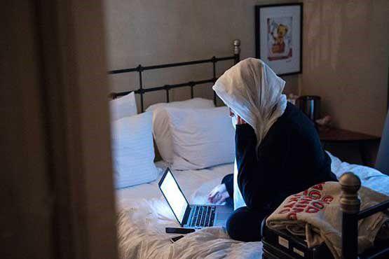 رابطه عاشقانه خانم خبرنگار با یک داعشی!