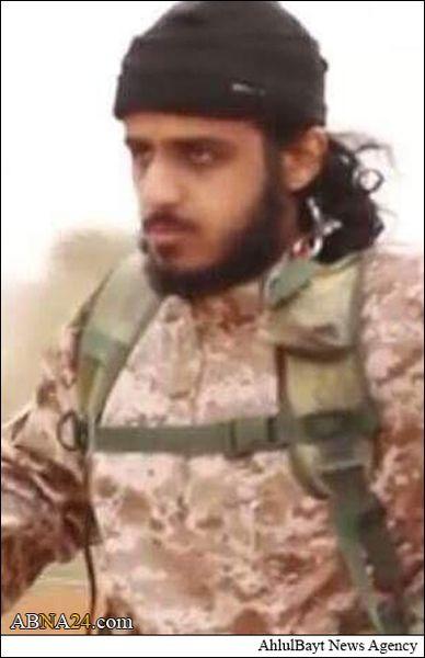 هلاکت جلاد سعودی داعش در سوریه+تصاویر