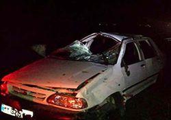 عروس کشان در گالیکش یک کشته و 6 مصدوم برجای گذاشت + تصویر