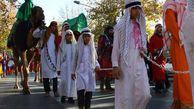 مراسم تعزیهخوانی کاروان اسرای کربلا در گرگان برگزار میشود